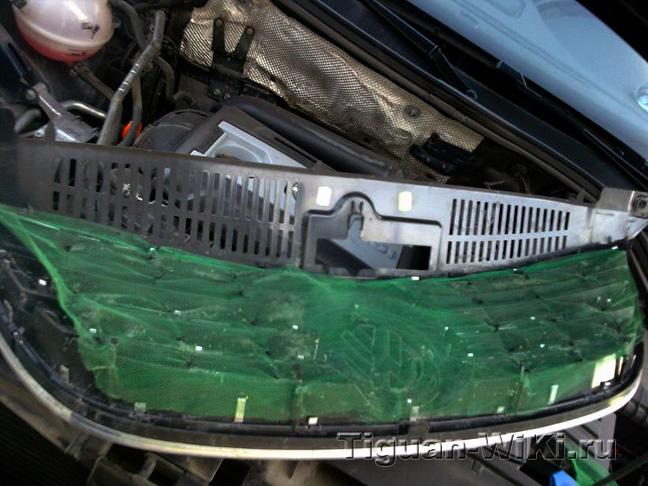 Как сделать сетку на решетку радиатора фото 49